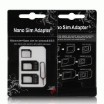 Nano SIM Adapter all in one