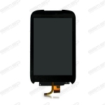 Original Lcd with touch for HTC Touch Pro2 T7373 (Rhodium 100)