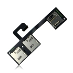 SIM TF Card holder flex for HTC One M7(USA)