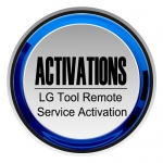 LG Tool Remote Service Activation