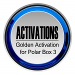 Golden Activation for Polar Box 3