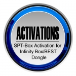 SPT-Box Activation for Infinity Box/BEST Dongle
