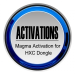 Magma Activation for HXC Dongle
