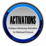 Octopus Samsung Activation for Medusa/Octopus