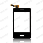 Glass with touch for LG E400