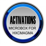 MicroBox Activation for HxcMagma