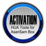 HUA Tools Activation for AsanSam Box / AsanSam Dongle