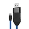 SAVEBUDS Charging and Data Backup Cable for Phone and Tablet - Type C