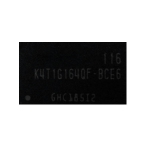 Original EMMC K4T1G164QF-BIE6 for Samsung