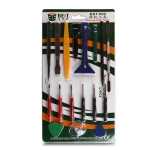 17 in 1 disassemble tools set BST - 602
