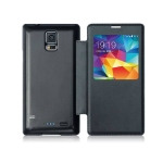 Case with power bank open window for Samsung S5