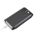 Case with power bank open window for Samsung note2